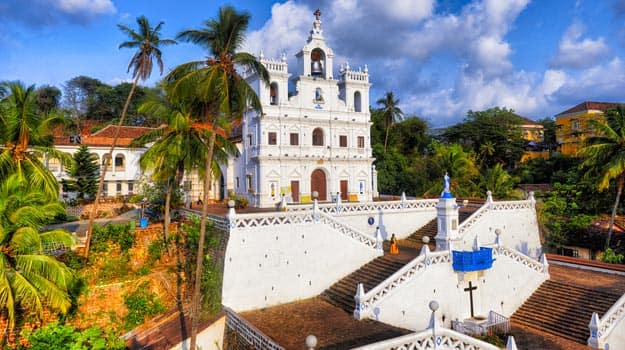 Our Lady of the Immaculate Conception Church in Goa