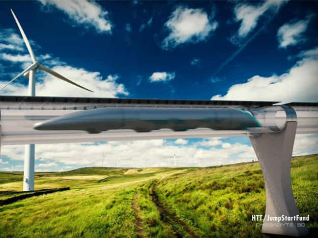 Mumbai to Pune in 20 Minutes: Maharashtra Signs Agreement with Sir Richard Branson's Virgin Hyperloop One