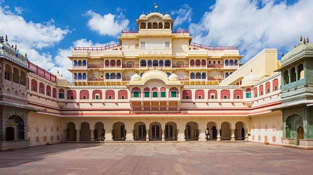 Jaipur-City Palace