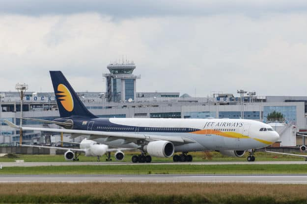 Jet Airways Global Sale Domestic Flights Starting At Rs