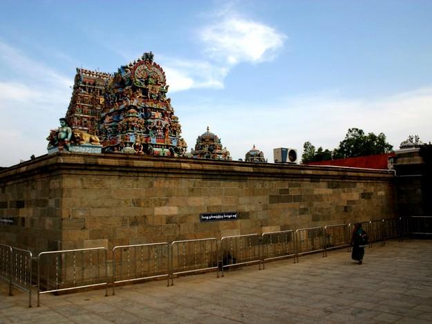 Kapaleeswarar Mylapore