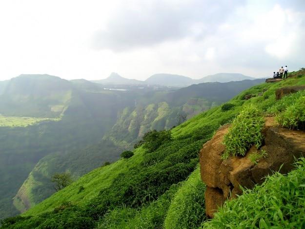 Lonavala in Maharashtra