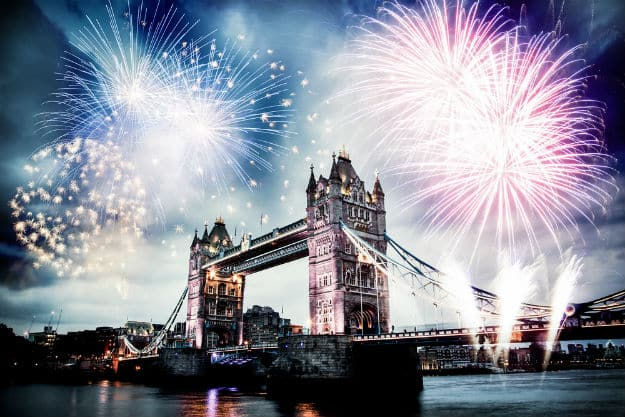 These are the 10 best destinations for new year 39 s eve in europe - Happy new year sound europe ...