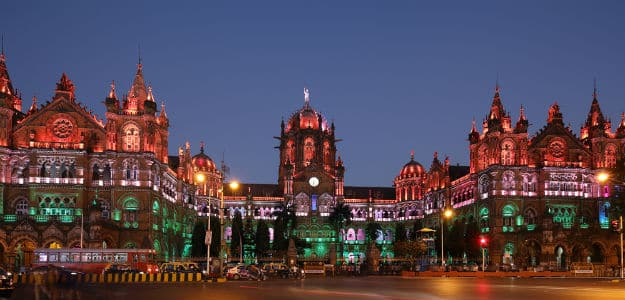 Mumbai-CST