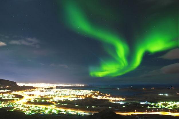 Reykjavik New Year