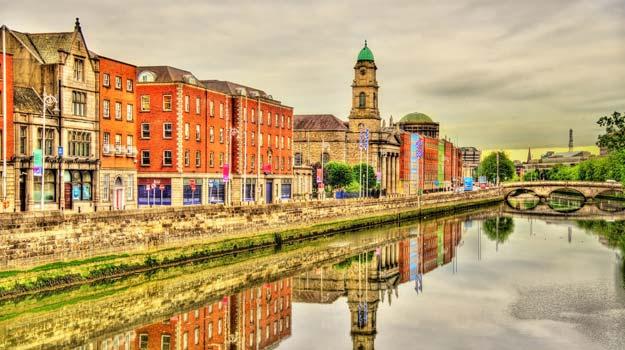 River-Liffy-Dublin