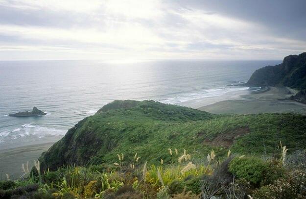karekare-beach-new-zealand-view