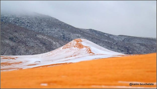 snow in sahara 1