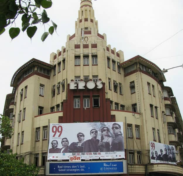 Mumbai 39 S Iconic Eros Cinema Closed