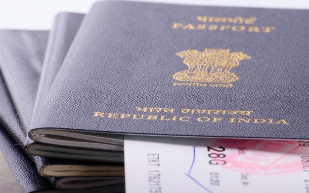 India passport 2