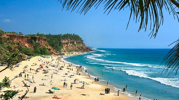 Varkala Beach Images: These Amazing Varkala Photos Show Why it is One of the Best Beaches in India