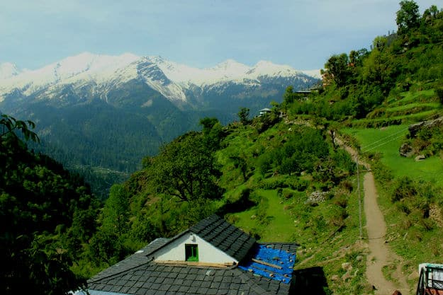 Tosh-village-Dilip-Merala