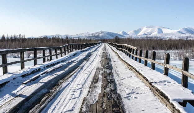 coldest village 1
