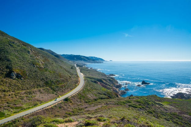 Best Seaside Roads In The World For A Scenic Long Drive