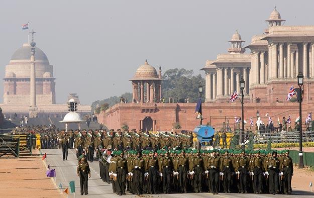 republic day parade 1