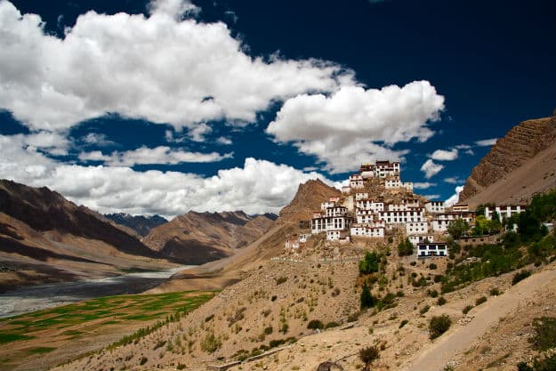 Spiti-Key-monastery