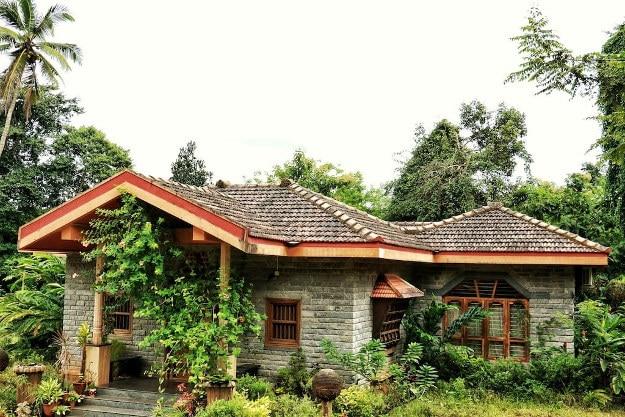 architecturally aesthetic villa