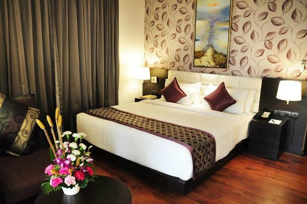 hotel senses