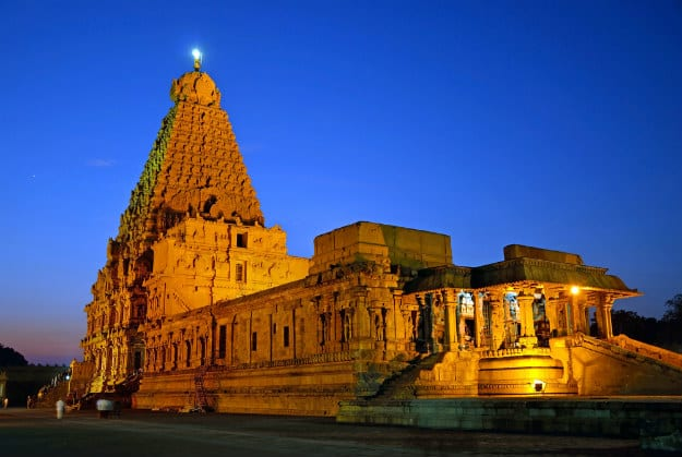 Most Famous Temples In South India