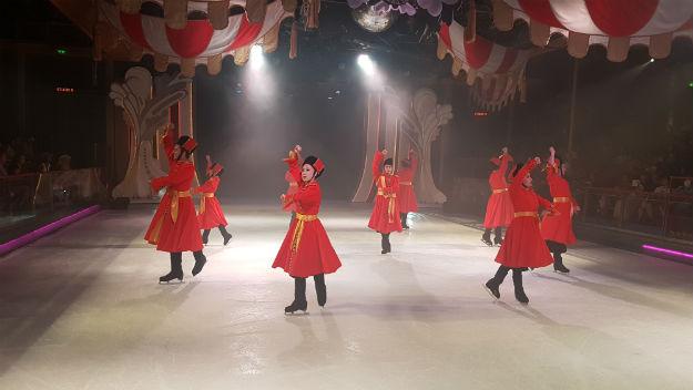 Ice Under The Big Top