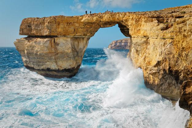 Malta-Azure