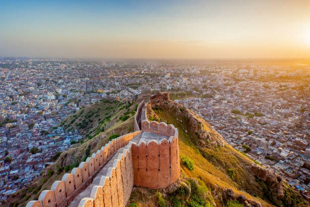 Nahargarh Fort Near Jaipur in Rajasthan May Soon Get A Thrilling Zipline