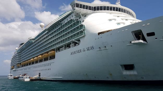 Ship - Mariner of the Seas