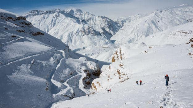 Narkanda ski slopes