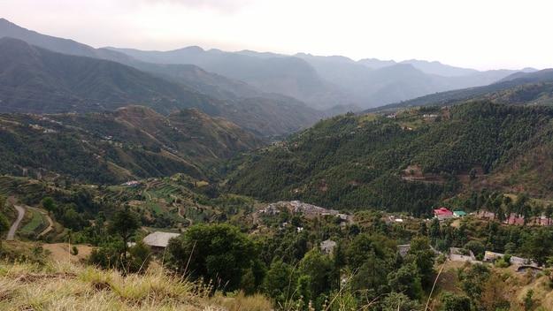 Churdhar peak, Nahan
