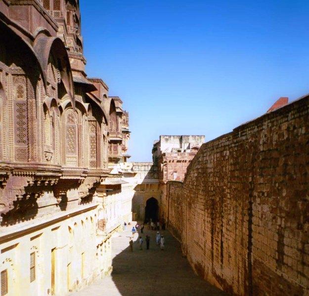 Loha Pol, Mehrangarh Fort
