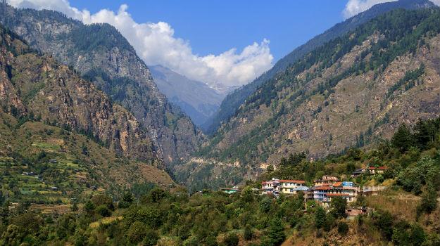 Parvati-valley