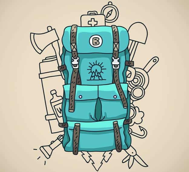 Properly packing a bag is a skill every traveler should master