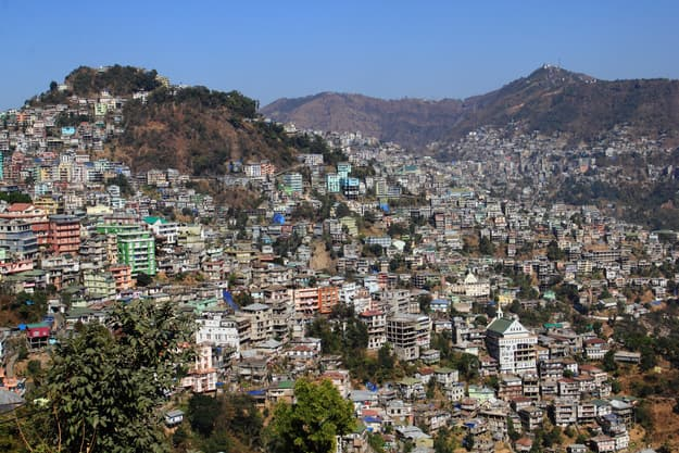 City on a Hill, Aizawl