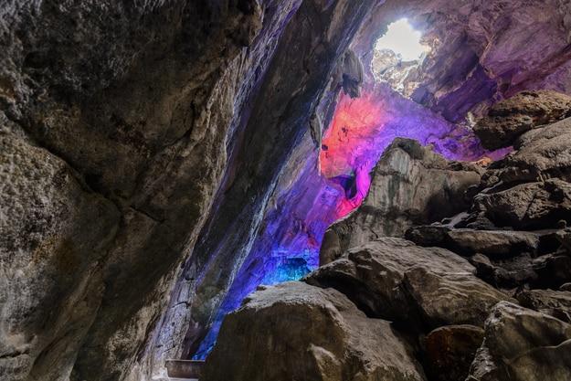 Borra Caves, Ananthagiri