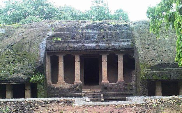 Mahakali Caves, Photography Courtesy: Sainath Parkar/Wikimedia Commons