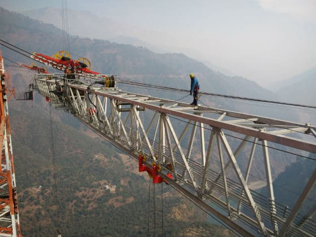 World's Highest Rail Bridge: Interesting Facts about Chenab Railway Bridge in Jammu and Kashmir