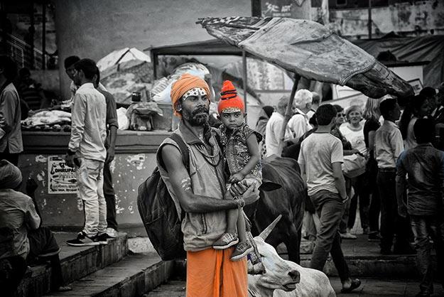Varanasi little pandit