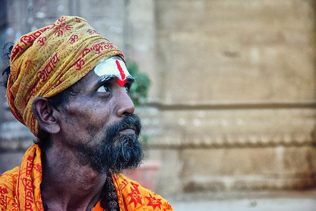 Varanasi portrait