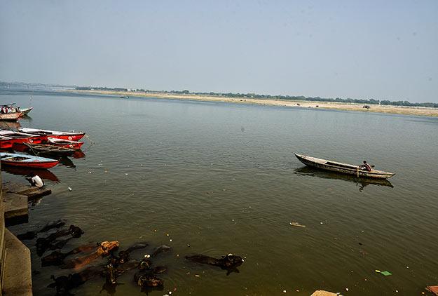Varanasi three elements