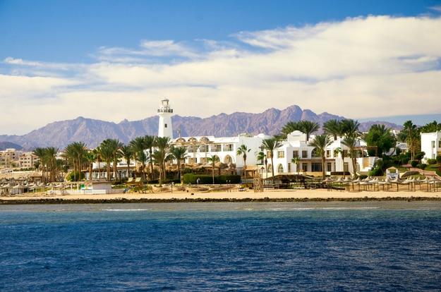 Sharm El Sheikh.