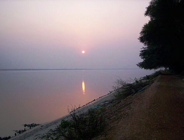 Gadiara Sunset, Photograph Courtesy: Dwaipayanc/Wikimedia Commons