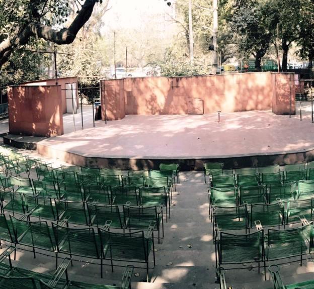 Akshara Theatre, Photograph Courtesy: Facebook