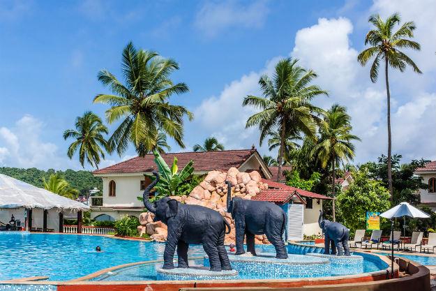 Arpora in Goa