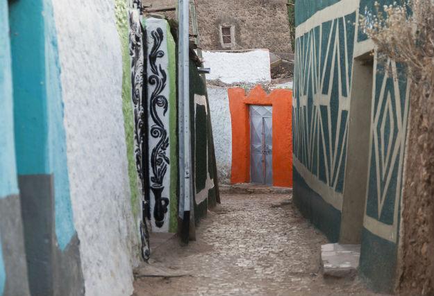 Harar in Ethiopia