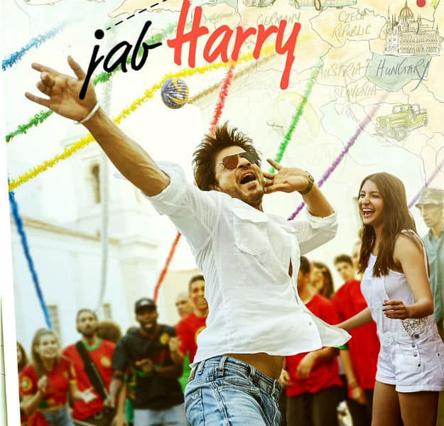 Jab Harry Met Sejal: These Shah Rukh Khan movies prove that SRK + Travel = Romance