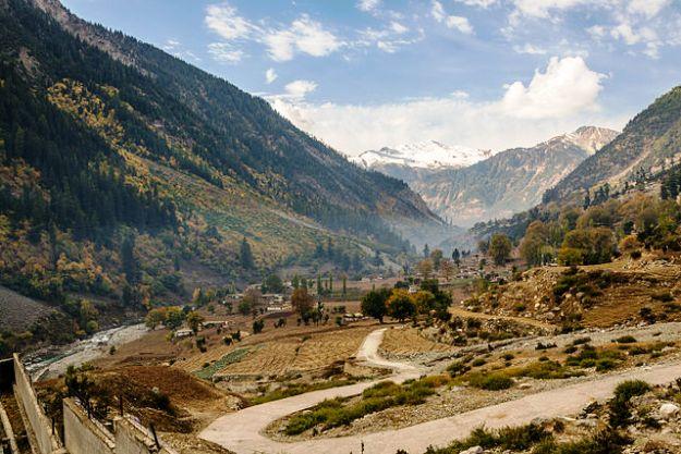 Ushu Valley, Swat, Photograph Courtesy: Muhammad Ashar/Wikimedia Commons