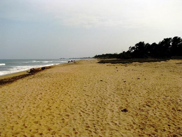Mammalapuram beach, Photograph courtesy: McKay Savage/Creative Commons