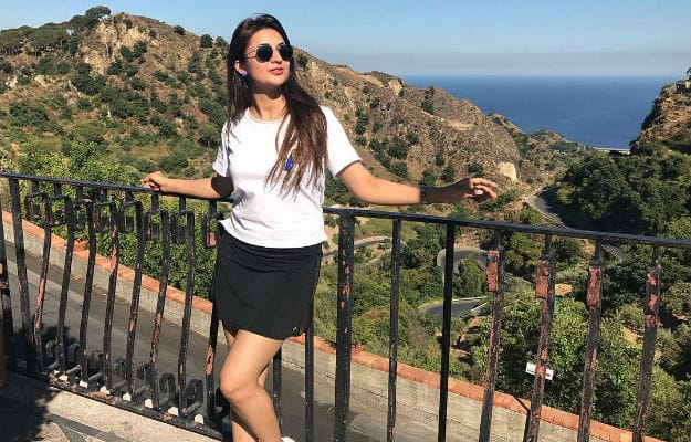 Divyanka Tripathi and Vivek Dahiya Just Posted These Adorable Photos From Their Italian Vacation
