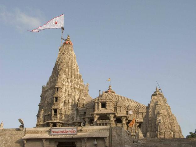 Dwarkadheesh-temple