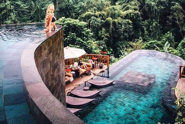 Hanging Gardens of Bali, Photograph Courtesy: Facebook